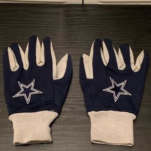 Other - DALLAS COWBOYS WINTER GLOVES🔥✋🤚🔥